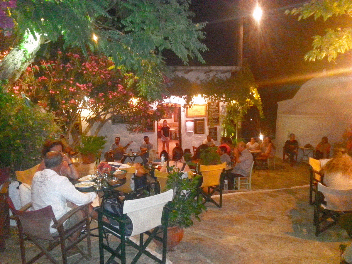 amorgos-island-endless-blue-greece-summer-vacation-Rebetadiko Kathodon