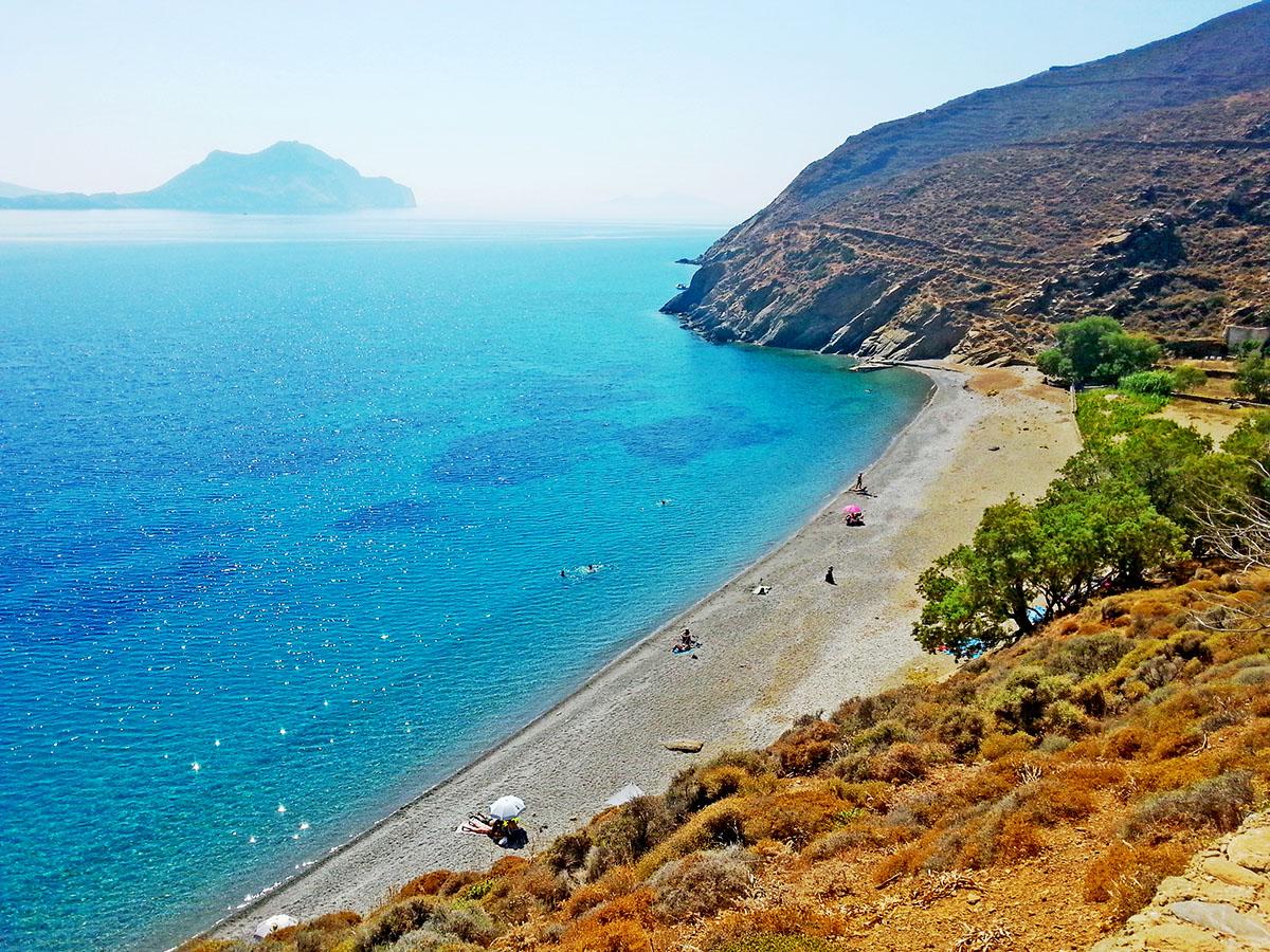 amorgos-island-endless-blue-greece-summer-vacation-beach-Levrossos