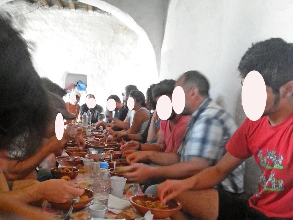 amorgos-cyclades-island-endless-blue-greece-summer-vacation-Panigiri-kitchen-End-of-Festival-Fest-greek-food